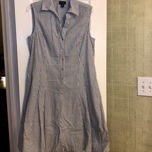 Jones & Co. Seersucker dress